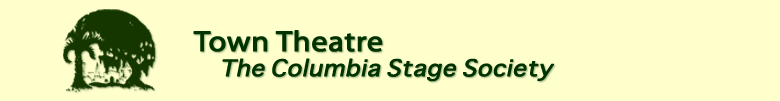 town theatre header with logo